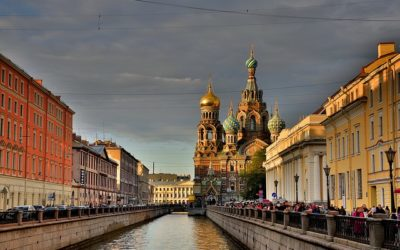 Training in St Petersburg