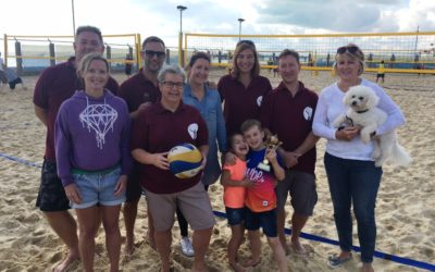OBS win the inaugural Helping Harry Trust volleyball tournament
