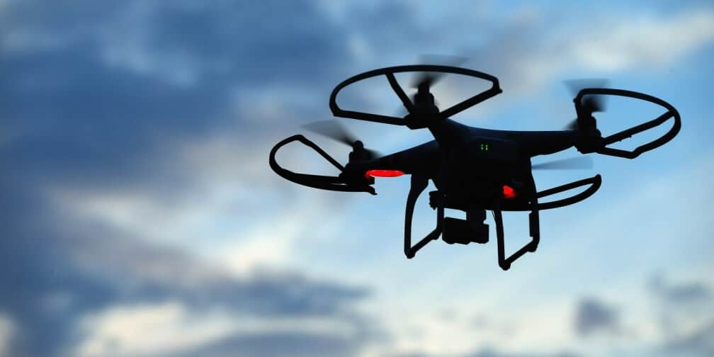 Am I committing a crime by flying my drone?
