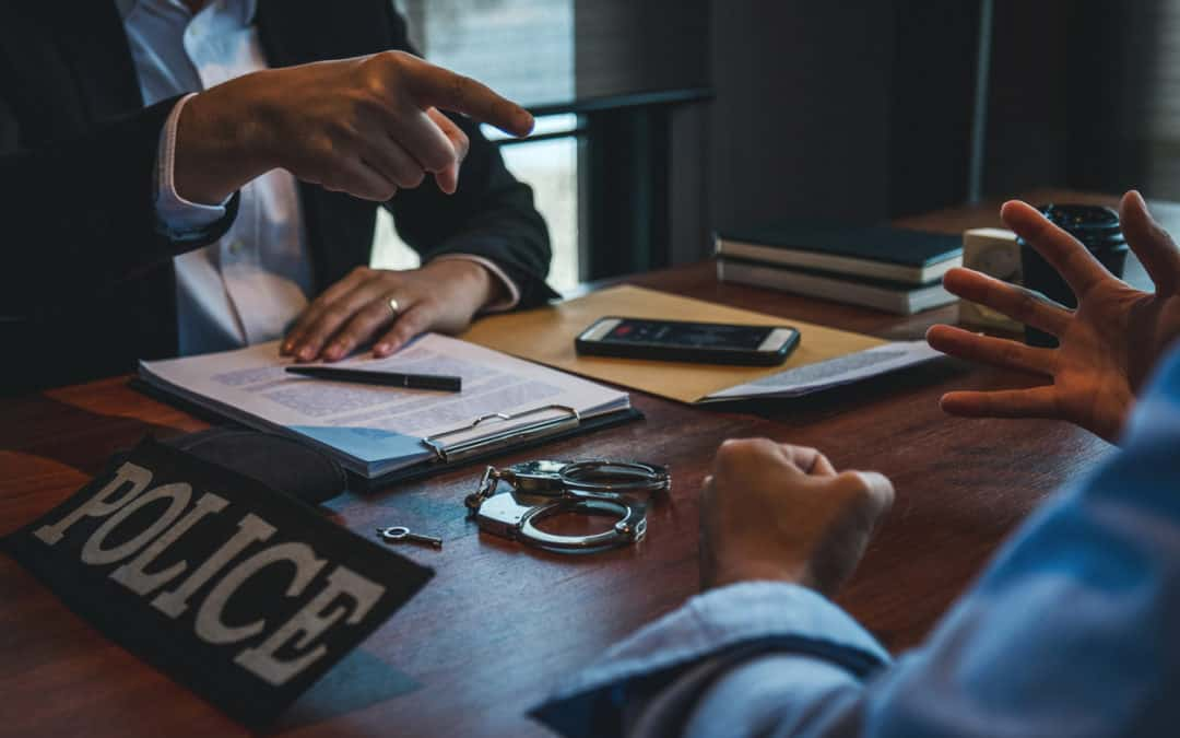 Will I look guilty if I ask for a solicitor in a police interview?